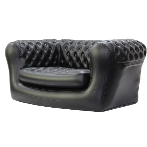 INFLATABLE CHESTERFIELD SOFA