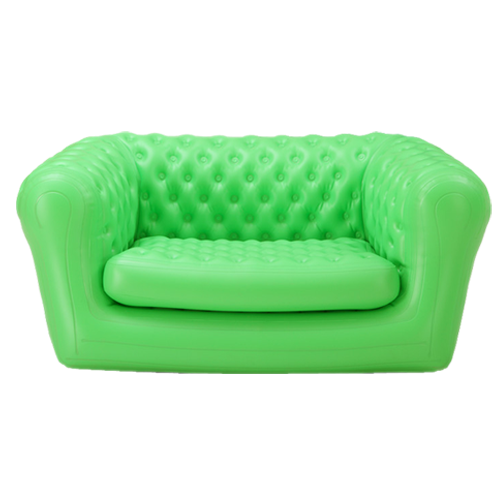 DOUBLE SEAT INFLATABLE OUTDOOR SOFA SET