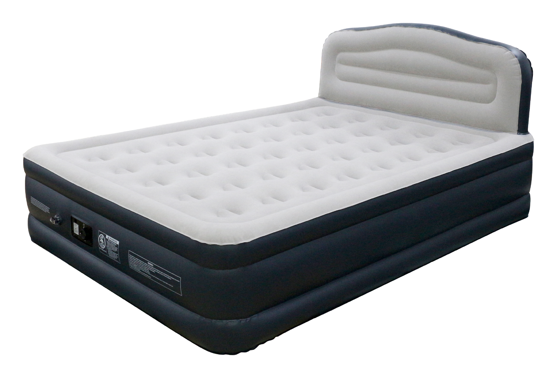 inflatable queen size air mattress with backrest wholesale