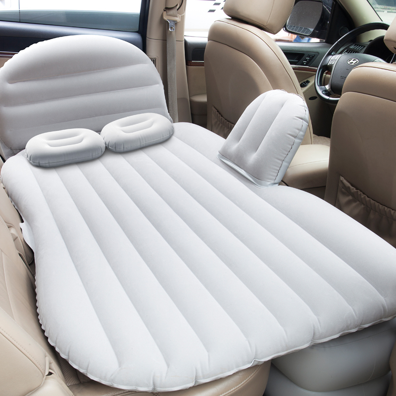 There's a Inflatable Car Bed Air Mattress That fits perfectl