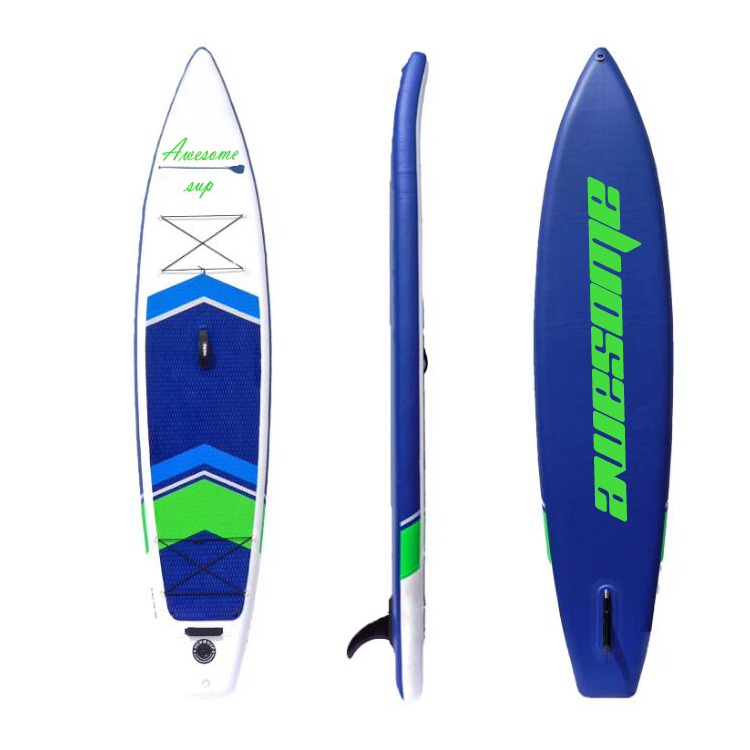 TOURING INFLATABLE STAND-UP PADDLE BOARD