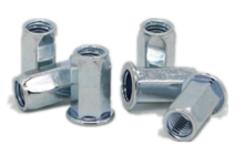 Full/Semi-hex body rivet nut