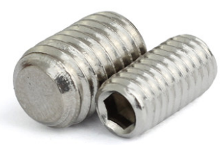 Set Screw Flat  point DIN913 435