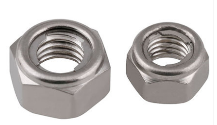 All mental Self-lock nut (Form with lock washer)DIN980 typeM