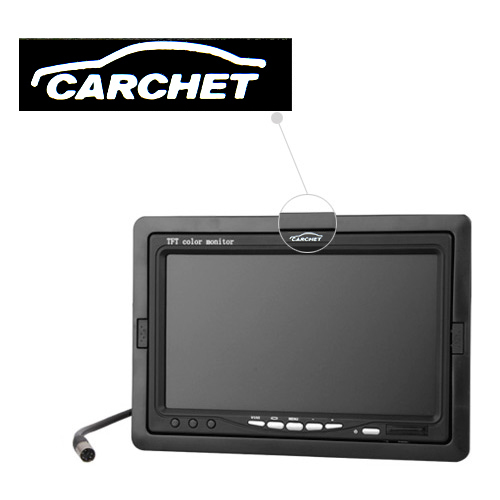 "7"" TFT LCD Car Vehicle Auto Monitor for CCTV Reversing Rearv"
