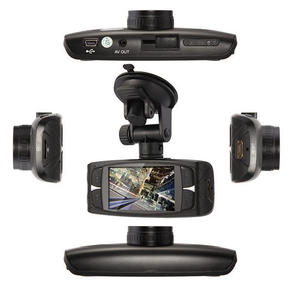 Dash Camera - Car Dash Cam Video Recorder DVR Full HD 1080P