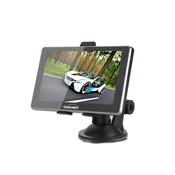 "Car 5"" Touch Screen GPS Navigation Navigator RAM 128MB MTK 8"
