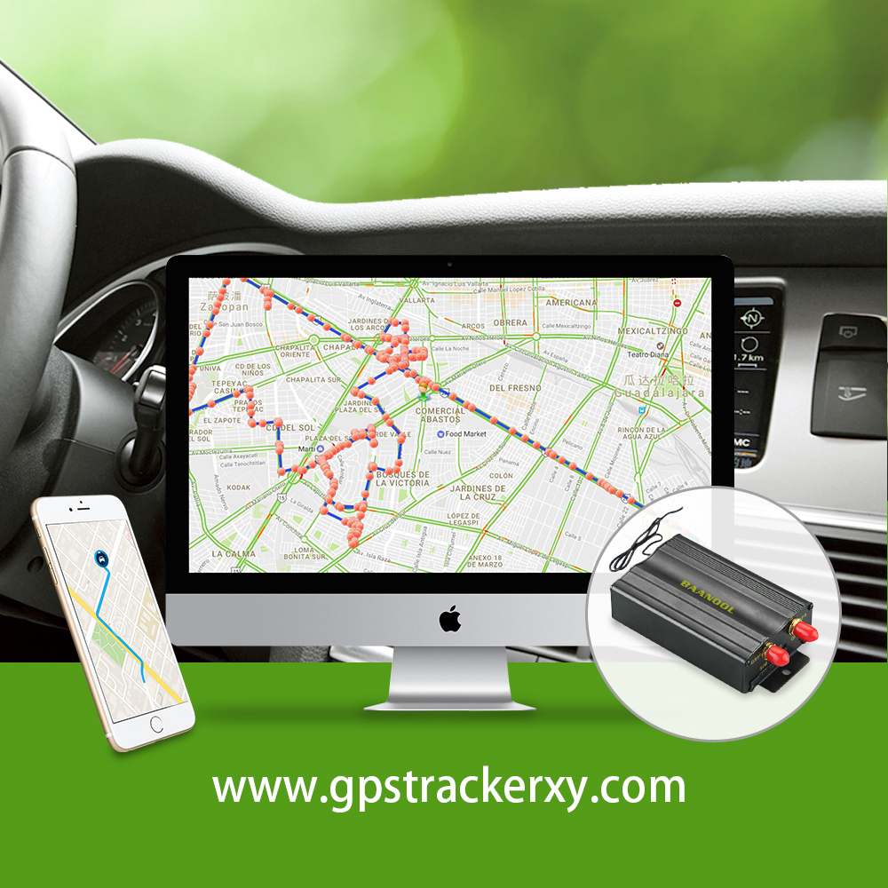 Car Vehicle Tracker Tracking Device for GSM GPRS GPS System