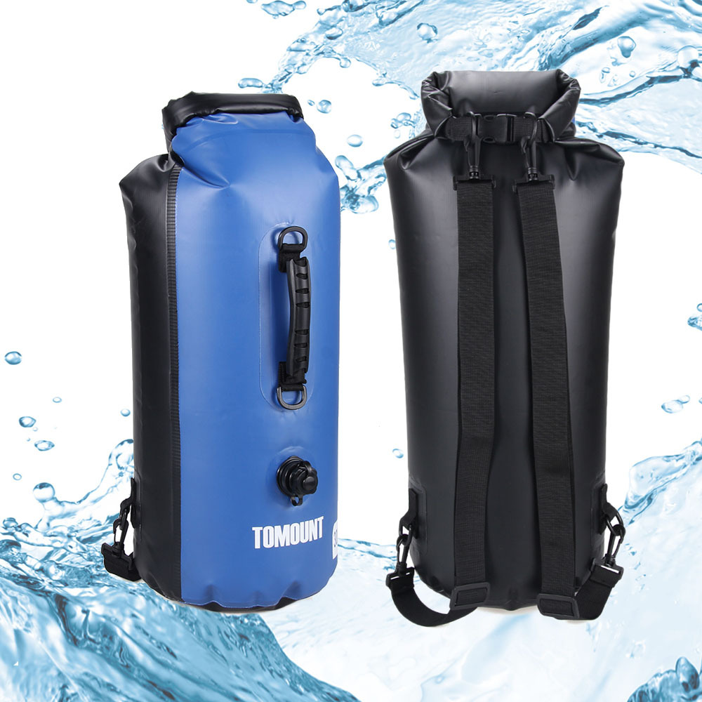 TOMOUNT Dry Bag 30L Waterproof Backpack Container Sack Pack
