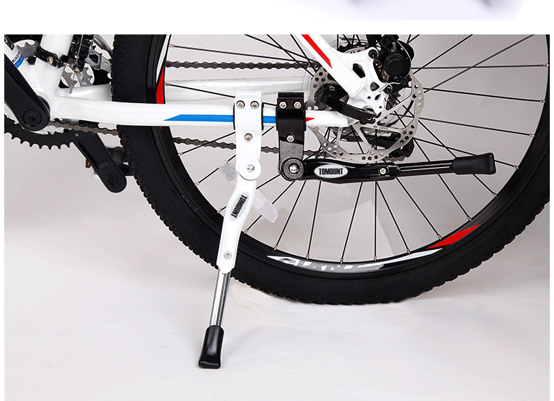 TOMOUNT Side Kickstand Stand for MTB Road Mountain Bicycle B