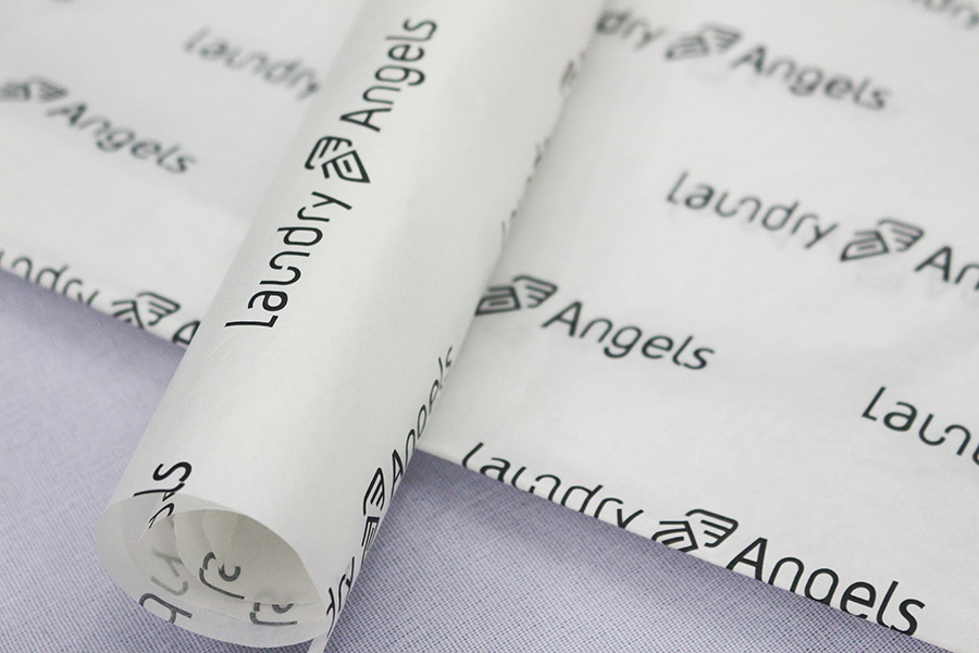 Cheap Custom gift wrapping paper with logo