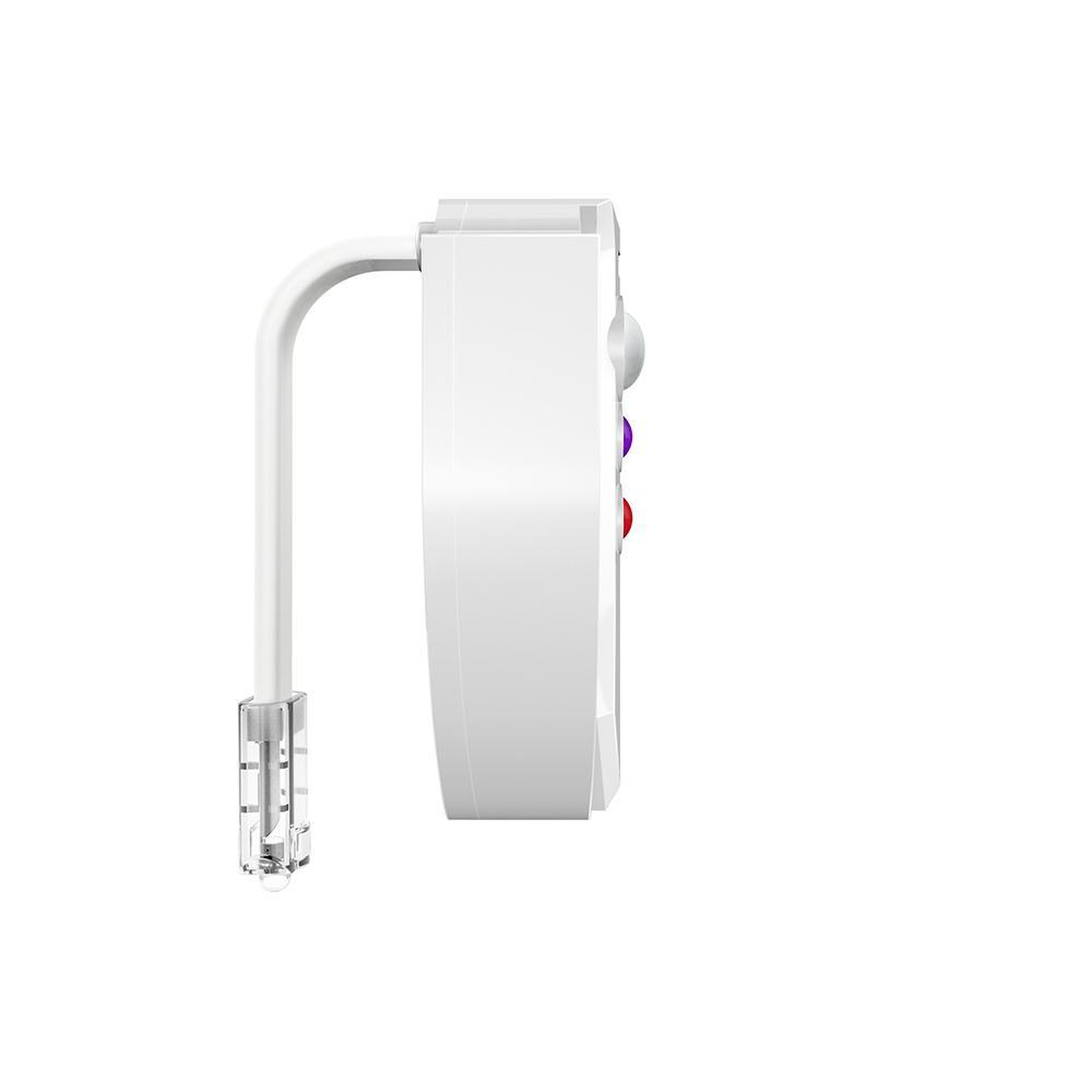 Upgraded Toilet UV Sterilization Seat Light LED Sensor