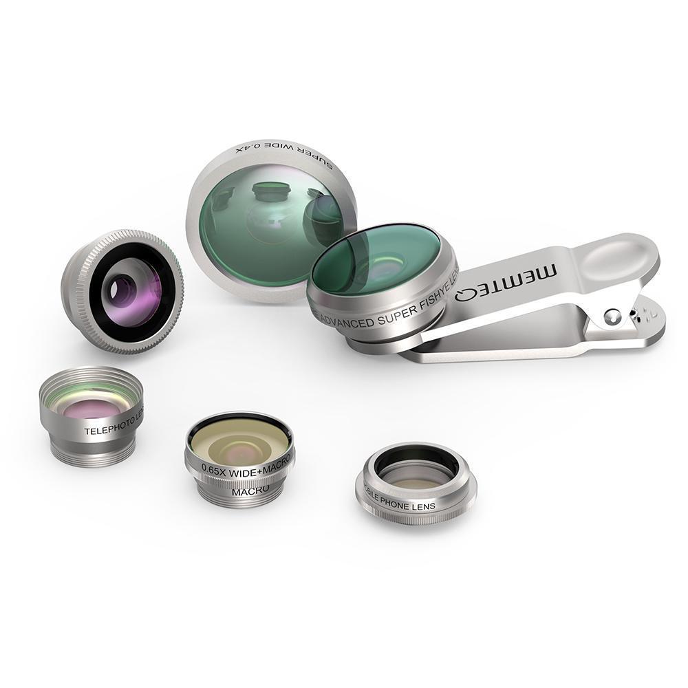 MEMTEQ Universal 8 en 1 téléphone clipser cellule kit d'obje