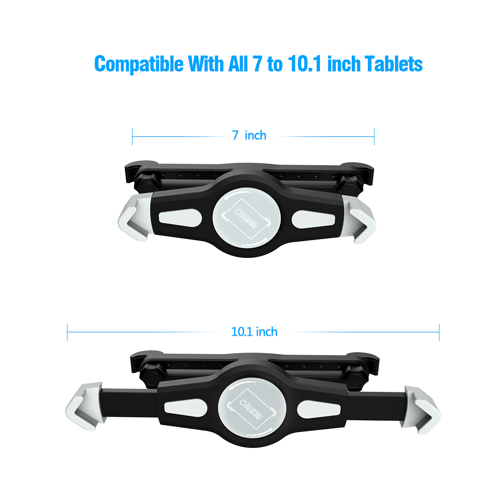 360 Degree Rotation iPad Tablet Car Holder