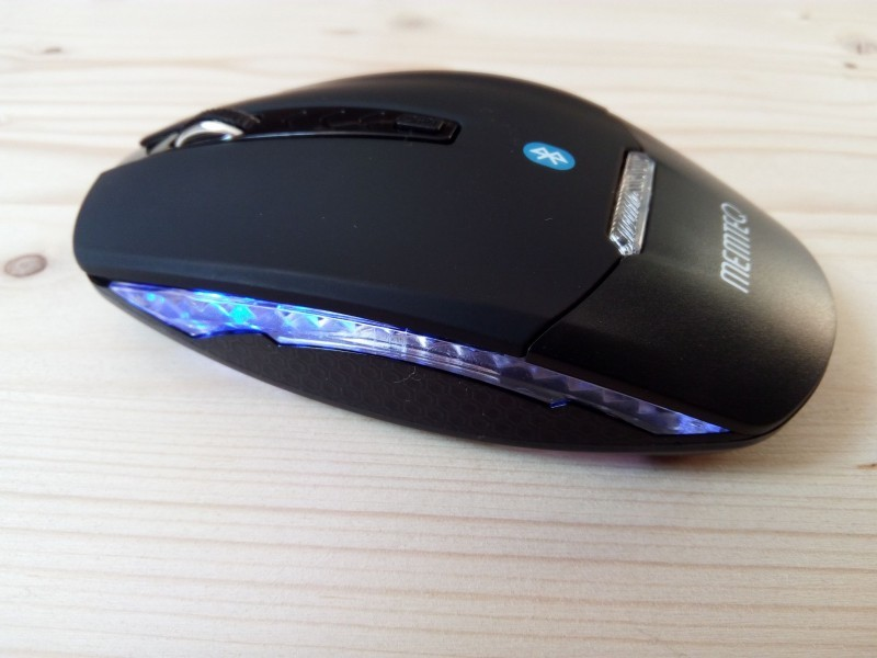 Memteq Bluetooth Mouse Pairing