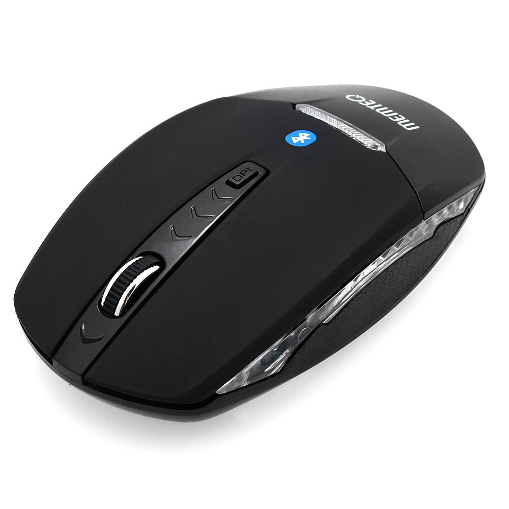 Five Modern Designs of Memteq Bluetooth Mouse: New Form - Cl