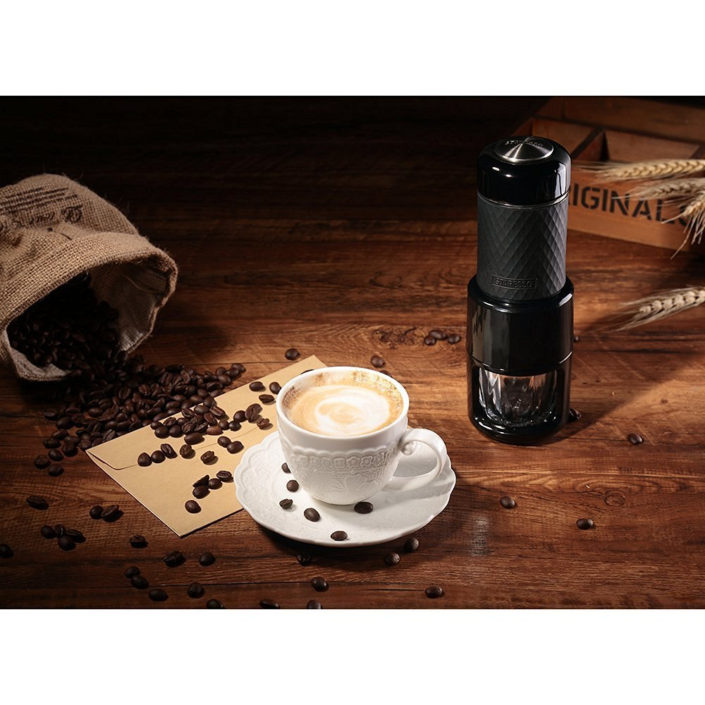STARESSO il caffè espresso, portatili Macchine caffè tutto i