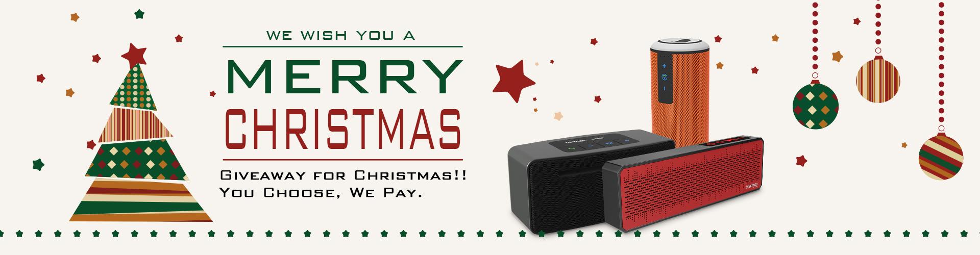 2016 Giveaway di Natale !!!