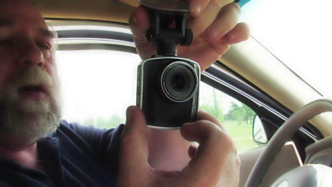 ANYTEK 2.4 LCD Full HD DVR Car Camera Recorder Review by Dra