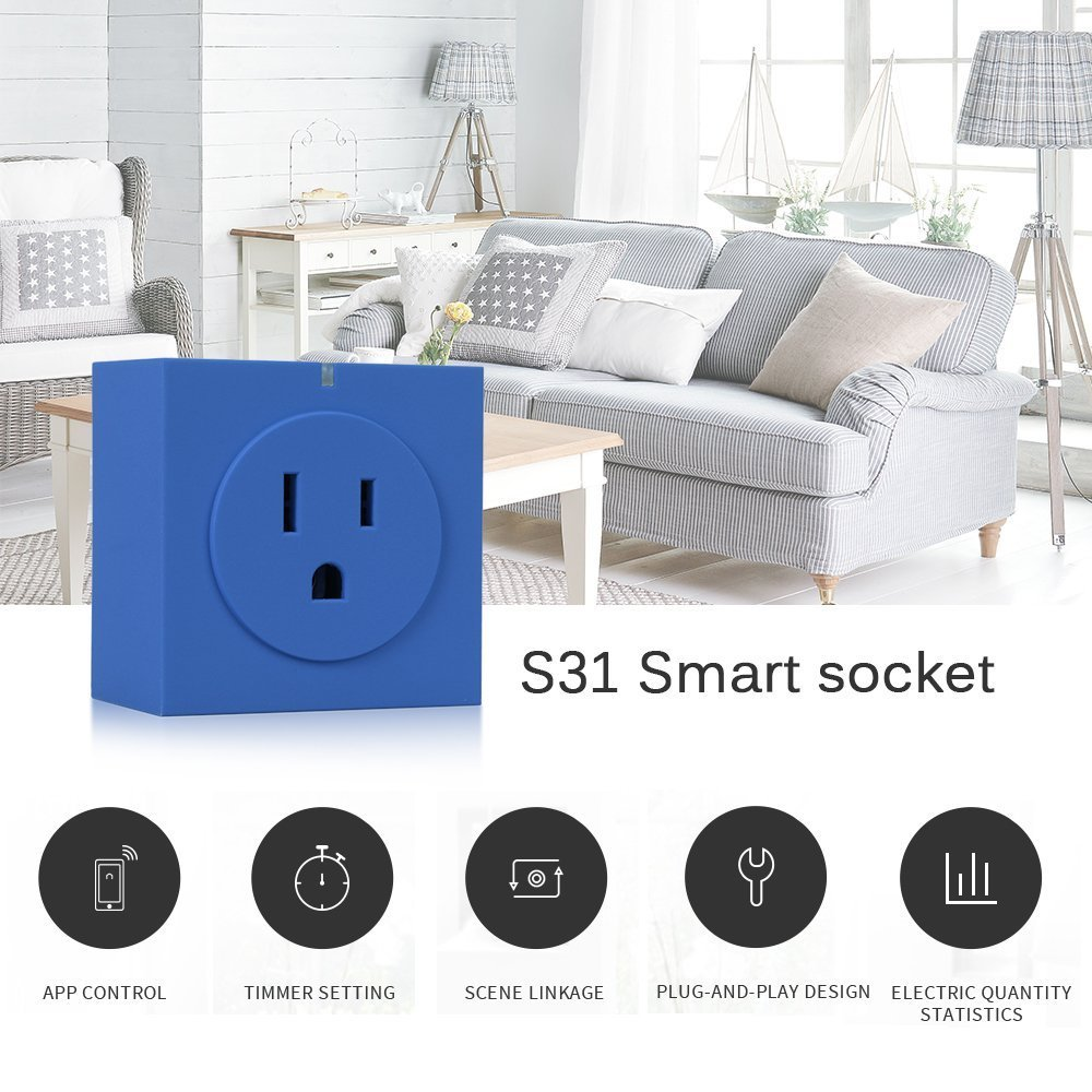 "Do You Know About La ""Wifi Smart Plug""?"