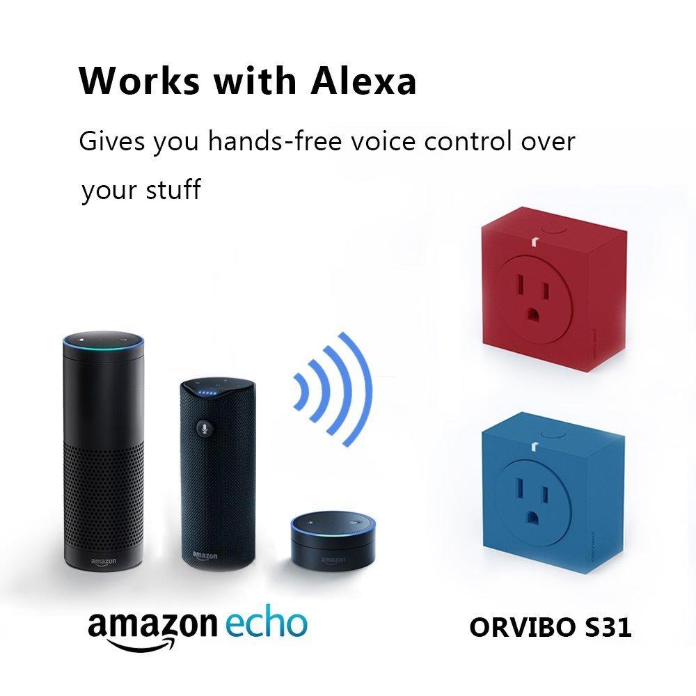 Schalten Sie Ihren Elektronik Remotely Mit Orvibo Wifi Smart