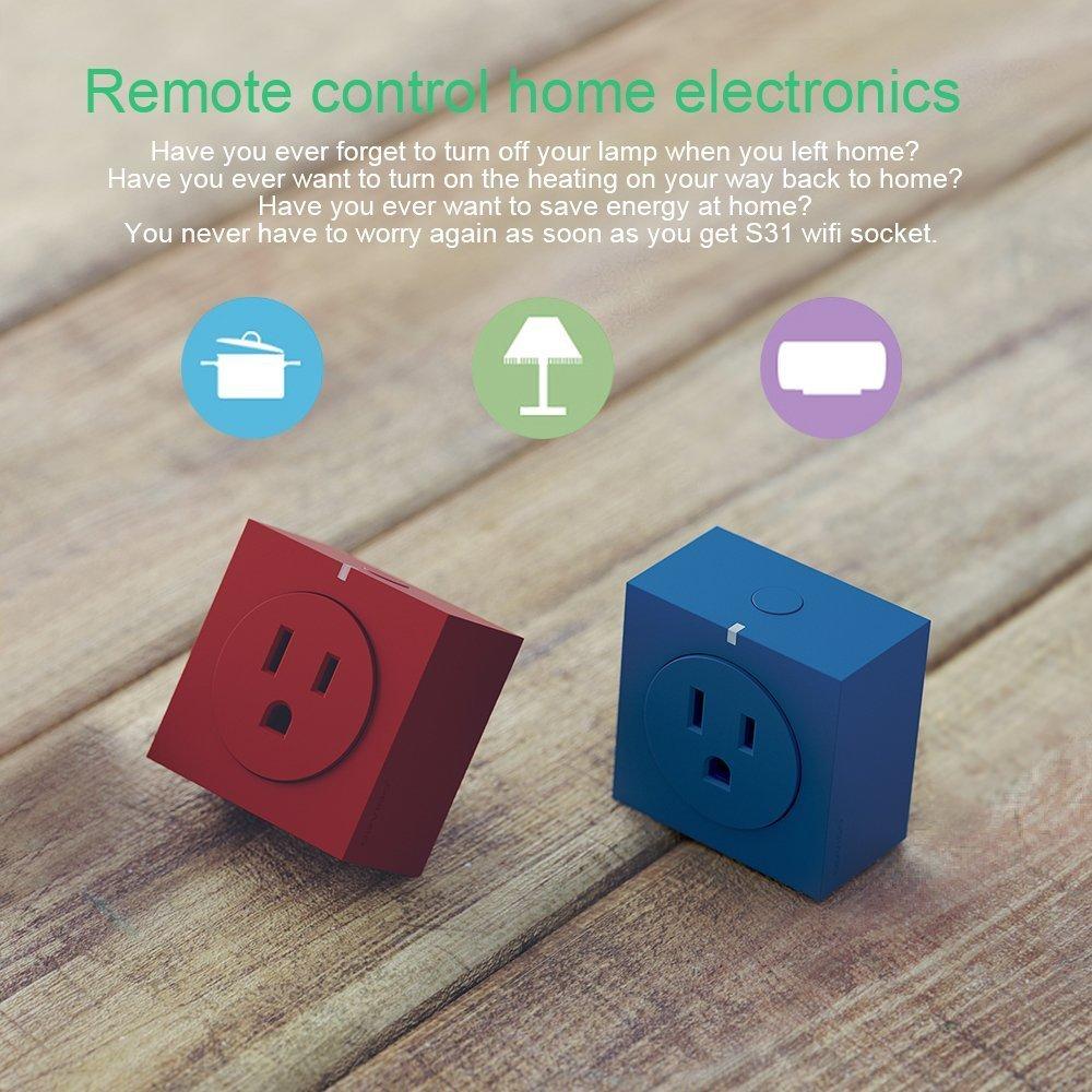 Accendere il elettronica in remoto con Orvibo spine intellig