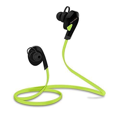 Marsboy CI142 Bluetooth Sweatproof Kopfhörer (grün)