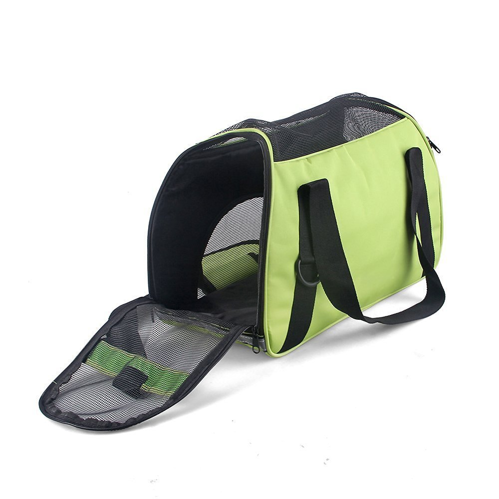 Marsboy Portatile Pet Carrier per piccoli cani (Airline Appr