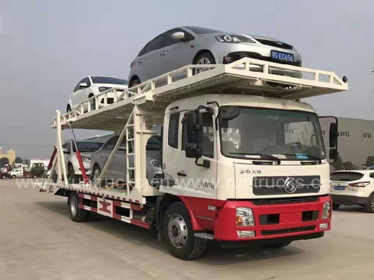 Dongfeng High Effizienz Road Wrecker LKW