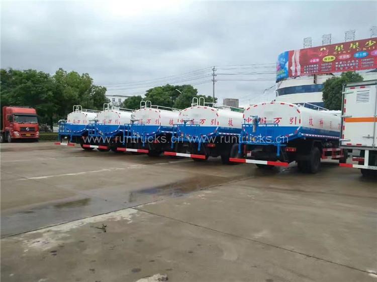 중국 15 cbm Dongfeng water bowser