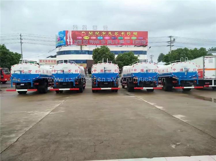 Китай 15 cbm Dongfeng water bowser