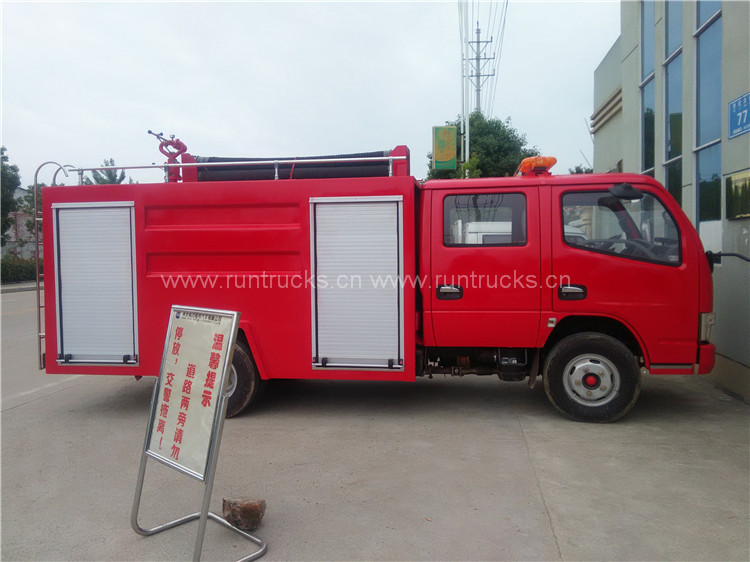 Dongfeng Kaipute пожарная машина