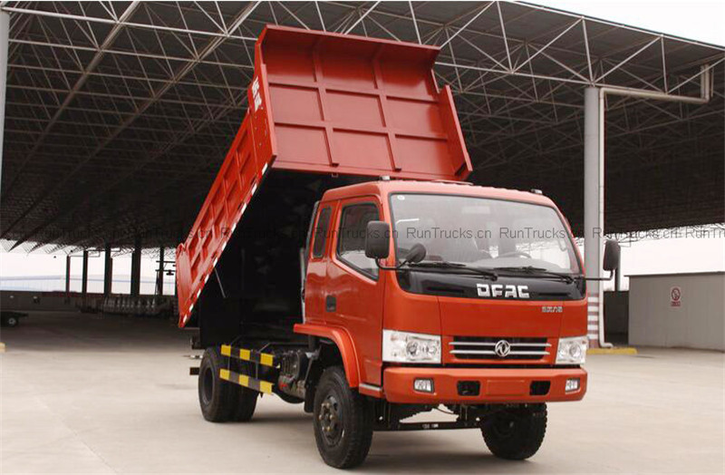 Dongfeng 5 tonnellate Mini Dump Truck