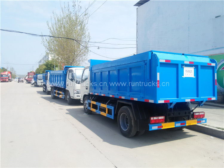 Spazzatura di Dongfeng 5t
