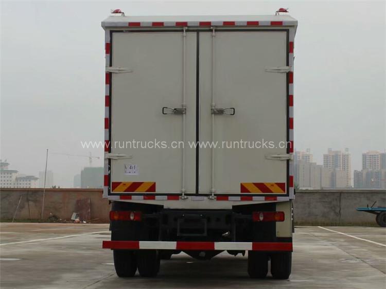 Dongfeng Purgeur d'eaux usées Traitement du véhicule
