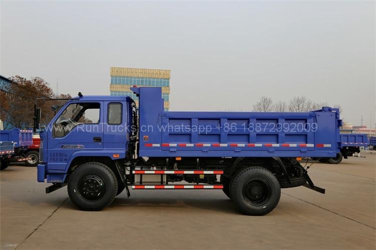 Foton Forland 5tons 6 T 8 Tonnen Muldenkipper