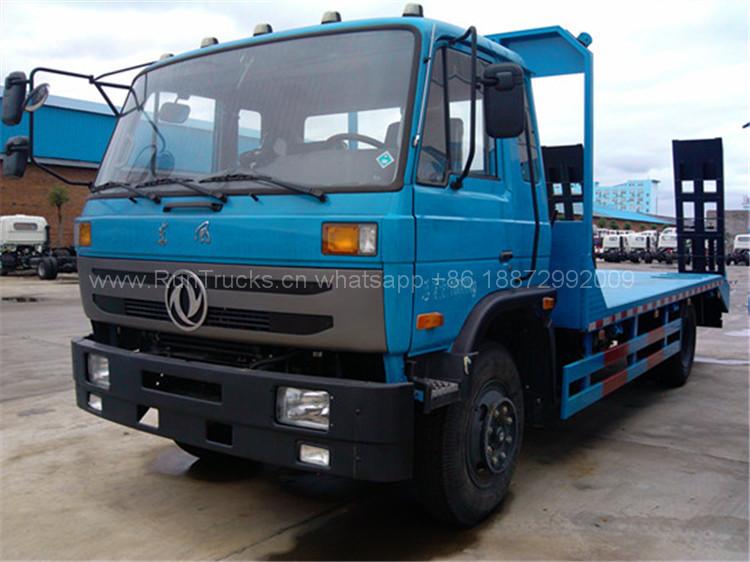 Dongfeng 153 190 HP camion à lit plat