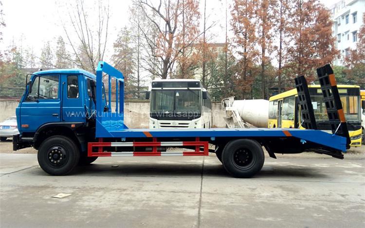 Dongfeng 153 190 HP düz yataklı kamyon