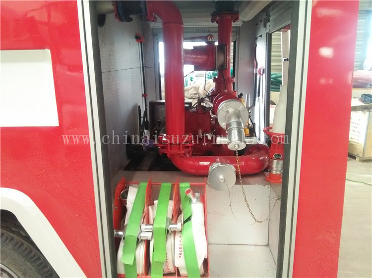 China Isuzu Fire Truck, Isuzu Fire Vehicle, Isuzu Fire Fight