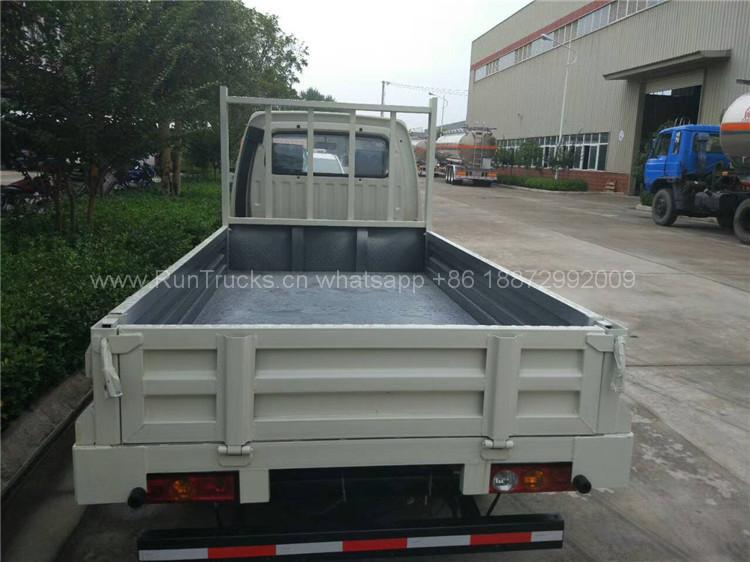 Recommandé aujourd'hui: Camion de chargement Foton Forland -