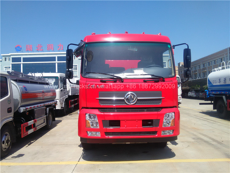 Neue Dongfeng 15cbm Kraftstofftankwagen, der beste Kraftstof