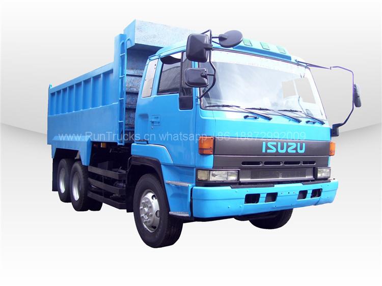 Cina isuzu 6x4 FVZ camion ribaltabile ribaltabile