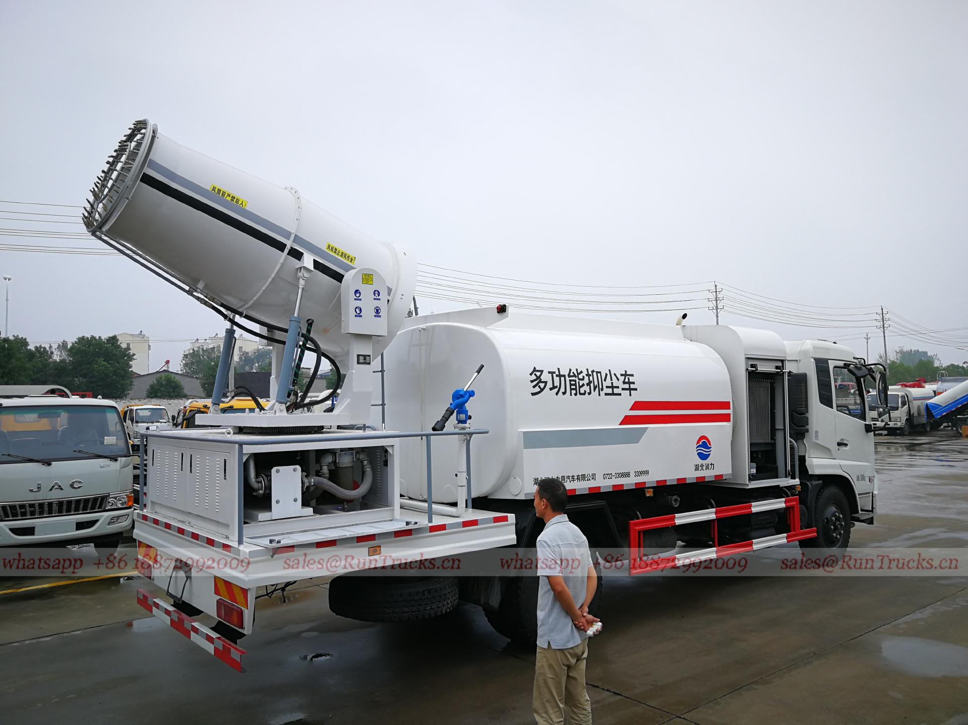 China Dongfeng caminhão de supressão de 60 metros