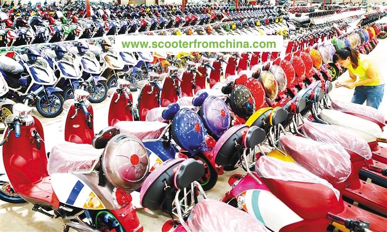 Wuxi - крупнейшая производственная база электрического мотор
