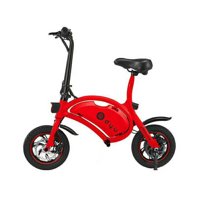Wireless Smart Folding E-Bike with APP Speed Setting