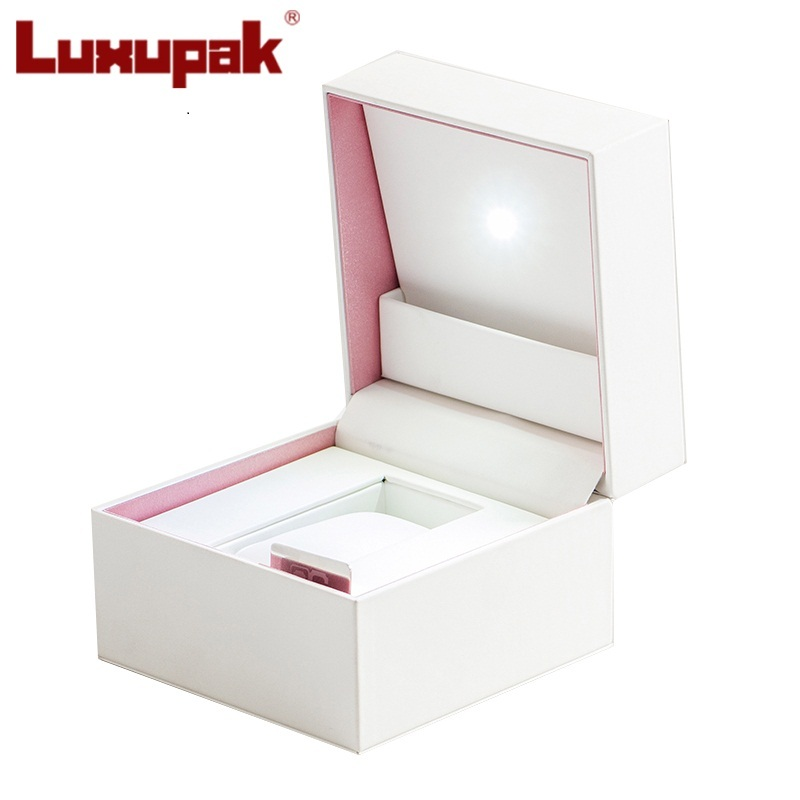 Watch Box With LED Light