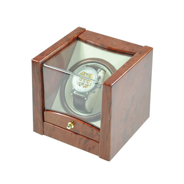 Single Watch Winder with Quiet Motor ww-0070
