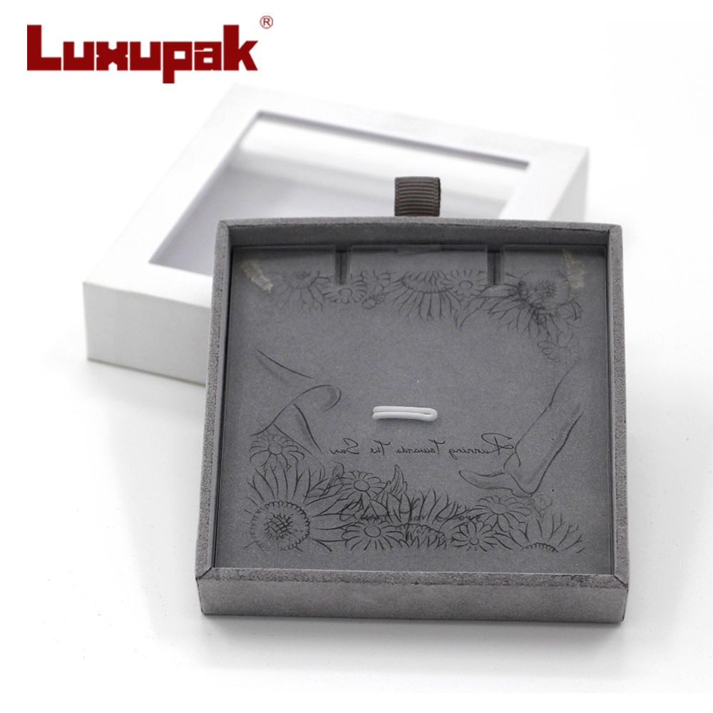 Cheap Special Design Jewelry Gift Box Pendant Box JB-073