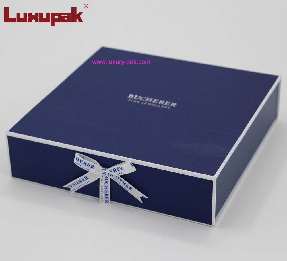 Large Gift Box Fashion Necklace Box JB-070