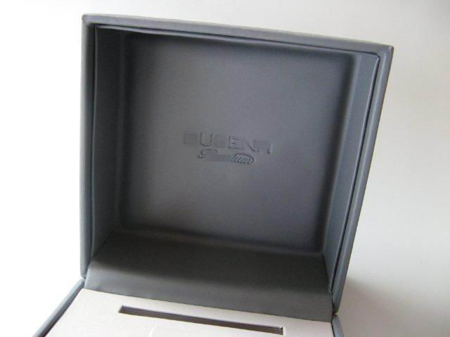 Plastic Watch box, Leatherette watch box ww-0091